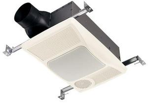 Broan Nutone Heater/Fan/Light 27W Fluorescent Light B100HFL