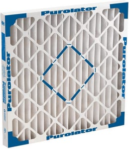 Clarcor Air Filtration Products 16 x 25 x 1 in. Pleated Air Filter C5267302009