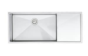 Blanco America Precision™ 1-Bowl Stainless Steel Undermount Kitchen Sink with Drain B516216