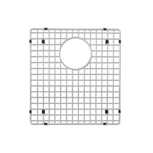 Blanco America Wave™ 14-1/2 x 10-3/4 in. Stainless Steel Sink Grid (Fit Precis 1-3/4 Left Bowl) B516364