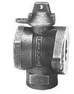 Mueller Company FIP x Meter Ball Angle Valve with Lock Wing MB24286N