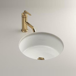 Kohler Verticyl™ Round Undermount Bathroom Sink K2883