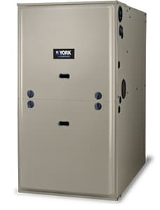 York International 95% AFUE 12 cfm 2-Stage Variable Speed Extreme Curb Mounting Gas Furnace TM9VB12MP11