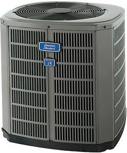 American Standard HVAC Silver 16 15 SEER R-410A Split-System Heat Pump A4A6H5A1000B