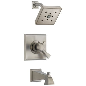 Delta Faucet Dryden™ 2 gpm Tub and Shower Trim with Single Lever Handle (Trim Only) DT17451H2O