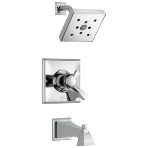 Delta Faucet Dryden™ 2 GPM Tub and Shower Trim DT17451H2O