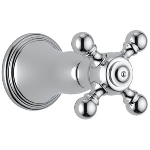 Brizo Traditional Collection Volume Control Valve Trim Only with Single Cross Handle DT66638