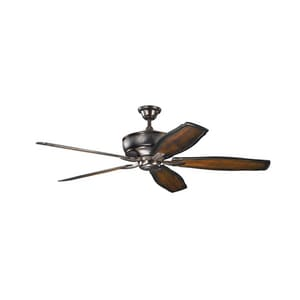 Kichler Lighting Monarch™ 70 in. 5-Blade Ceiling Fan KK300106