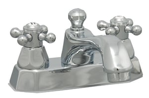Mirabelle® Boca Raton 2.5 gpm Centerset Lavatory Faucet with Double Cross Handle MIRWSBR400