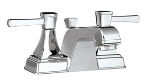Mirabelle® Cordoba® 2.2 gpm Centerset Lavatory Faucet with Double Lever Handle MIRWSCO400
