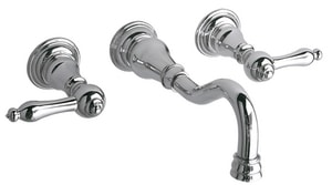 Mirabelle® St Augustine® 1.5 gpm Vessel Filler Faucet with Double Lever Handle MIRWSSA200