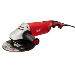 Milwaukee 9 in. Large Angle Grinder with Lock-On M608930