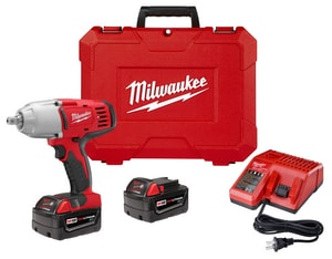 Milwaukee 1/2 in. 2.8 A Square Drive Impact Wrench M266222