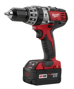 Milwaukee Comp Hammer Drill XC Battery M260222