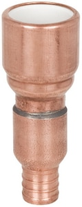 Sioux Chief Copper PEX Coupling S645X4P