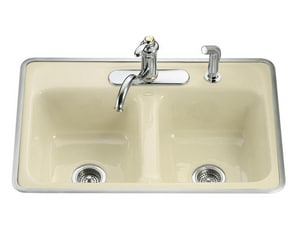Kohler 32 X 21 In. Sink Frame Stainless Steel K6601-NA