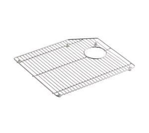Kohler Indio® Left Hand Bottom Basin Rack K6164-ST