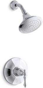 Kohler Kelston® Shower Faucet Trim with Single Lever Handle KT13493-4