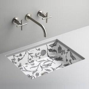 Kohler Kathryn® Undercounter Lavatory Sink K14275-BT
