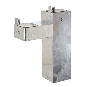 Haws Hi-Lo ADA Bubbler Drink Fountain H3300G