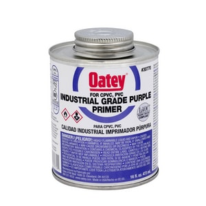 Oatey Low Volatile Organic Compound Primer in Purple O3077