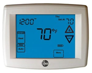 Rheem 4H/2C With HUMID Control Thermostat RHCTST305UNMS