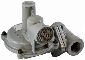 Itron FIP Orifice Gas Register IB42R38DG