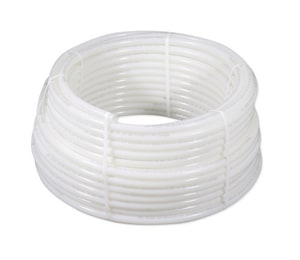 Uponor North America Wirsbo hePEX™ 100 ft. Barrier Plastic Tubing Pipe in White UA1140625