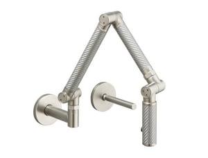 Kohler Karbon® Wall Mount Kitchen Sink Faucet K6228-C11