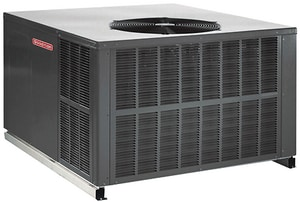 Goodman 51 in. 15 SEER R410A Packaged Heat Pump GGPH1549M41