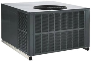 Goodman GPG Series 2.5 Tons 15 SEER R-410A Single-Stage Aluminum Fin Downflow and Horizontal Natural Gas Packaged Gas/Electric Unit GGPG153009041