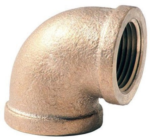 FNPT Brass 45 Degree Elbow IBRLF4
