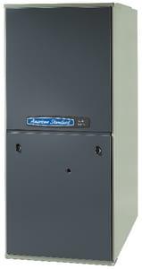 American Standard HVAC Freedom® 24-1/2 in. Furnace Upflow Horizontal Furnace AAUH1DA9601A