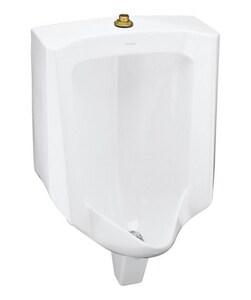 Kohler Bardon™ 0.125/1.0 gpf Top Spud Urinal K4904-ET