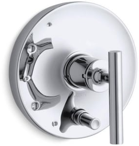 Kohler Purist™ Single Lever Handle Pressure Balance Valve Trim KT14501-4