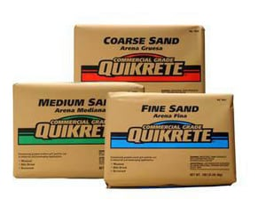 Quikrete 50 lbs. Rock Silica Fine Sand Q691255