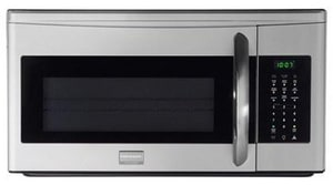 Frigidaire Gallery 1.7 cf 1000 W Over-The-Range Microwave FFGMV174K