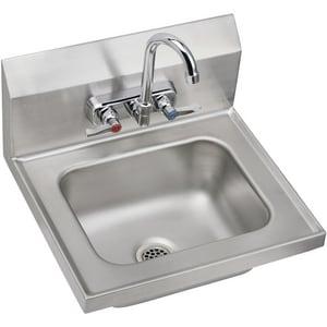 elkay handwash sink pacakage echsb1716c - Hand Wash Sink