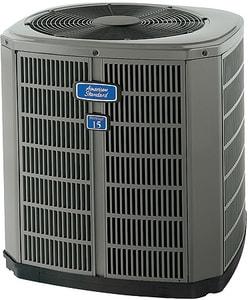 American Standard HVAC 4A7A3 Series 13 SEER 1/8 hp R-410A Split-System Air Conditioner A4A7A3018A1000B