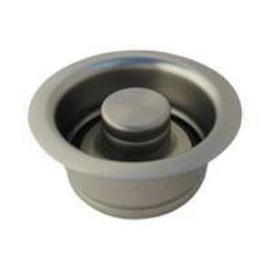 Braxton Harris Metal Garbage Disposal Flange & Stopper BGDFSKM