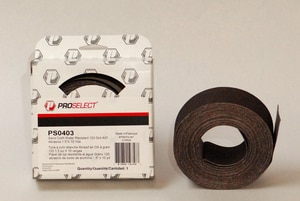 PROSELECT® 1.5 in. Brown Sand Cloth PS0403