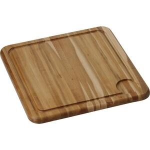 Elkay 15-3/8 in. Hardwood Cutting Board ELKCBEG1516HW