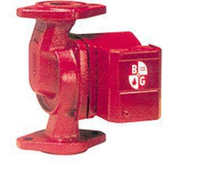 ITT-Bell & Gossett Cast Iron Wet Pump B103417