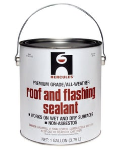 Hercules Chemical Roof And Flashing Sealant H25410