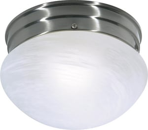 Nuvo Lighting 13W 1-Light Small Flushmount Ceiling Fixture N602633