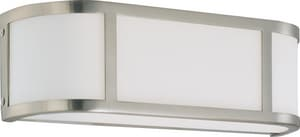 Nuvo Lighting Odeon 100W 2-Light Wall Sconce N602871