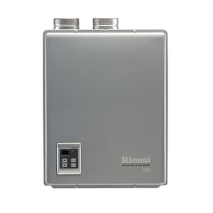 Rinnai 9.8 gpm 2,37,000 BTU Tankless Water Heater Internal RR98LSIN
