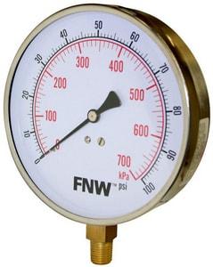 FNW Pressure Gauge FNWG0