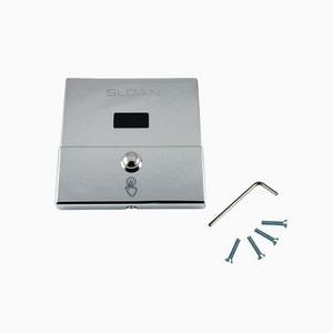 Sloan Valve Closet Sensor Wall Plate Kit S3305104