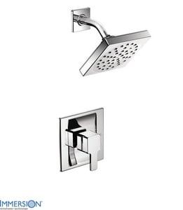 Moen 90 Degree™ Single Lever Handle Shower Trim Only MTS3715